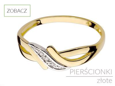 7bdb6613db84b5 ZŁOTE PIERŚCIONKI - Dobry sklep internetowy z biżuterią, biżuteria ...