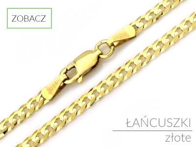e32529409ed71f ZŁOTE ŁAŃCUSZKI - damskie, męskie, łańcuszek złoty, celebrytka ...