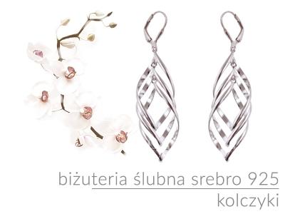 3c477ebcb8ce3d KOLCZYKI ŚLUBNE - SREBRO 925 - Dobry sklep internetowy z biżuterią ...